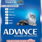 Advance Mature 8 + years With Fish