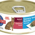 Hill's Science Diet Adult Savory Seafood Entrée
