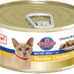 Hill's Science Diet Mature Adult Tender Chicken Dinner (Wet Food)