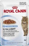 Royal Canin Ultra Light In Jelly