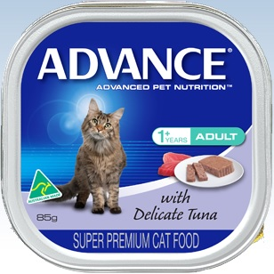 Advance Adult Delicate Tuna (Wet Food)