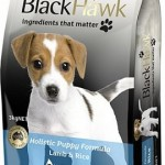 Black Hawk Holistic Puppy Lamb And Rice