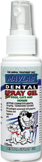Dental Spray Gel