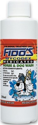 Fido's Mycodex Medicated Wash