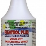 Fleatrol + I.G.R Quick Dry Spray