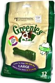Greenies Treat Pak Large
