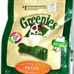 Greenies Treat Pak Petite