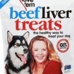 Love 'em Liver Treats Beef