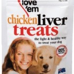 Love 'em Liver Treats Chicken