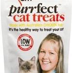 Love 'em Purrfect Cat Treats Chicken