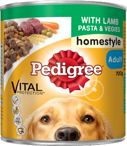 Pedigree Lamb Pasta And Vegies (Wet Food)