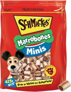 Schmackos Marrowbones Minis