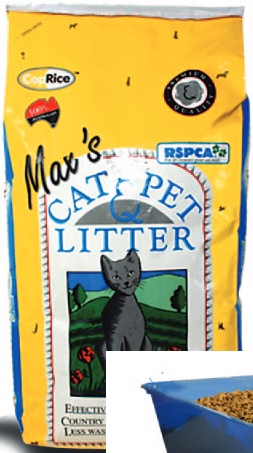 CopRice Max's Cat And Pet Litter
