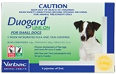 Duogard Small Dog (2-8kg)