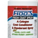 Fido's Fresh Coat Spray