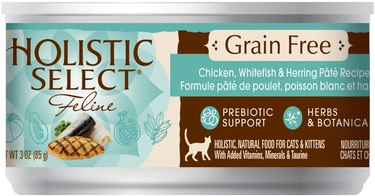 Holistic Select Grain Free Chicken & Herring