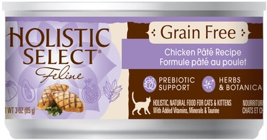 Holistic Select Grain Free Chicken (Wet Food)