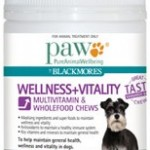 Paw Wellness And Vitality Multivitamin Chews