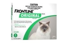 Frontline Original Cat