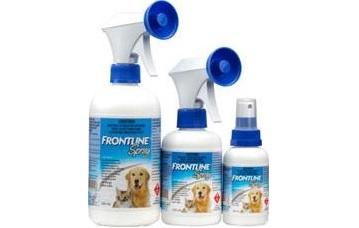 Frontline Spray Cat