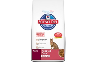 Hill's Science Diet Cat